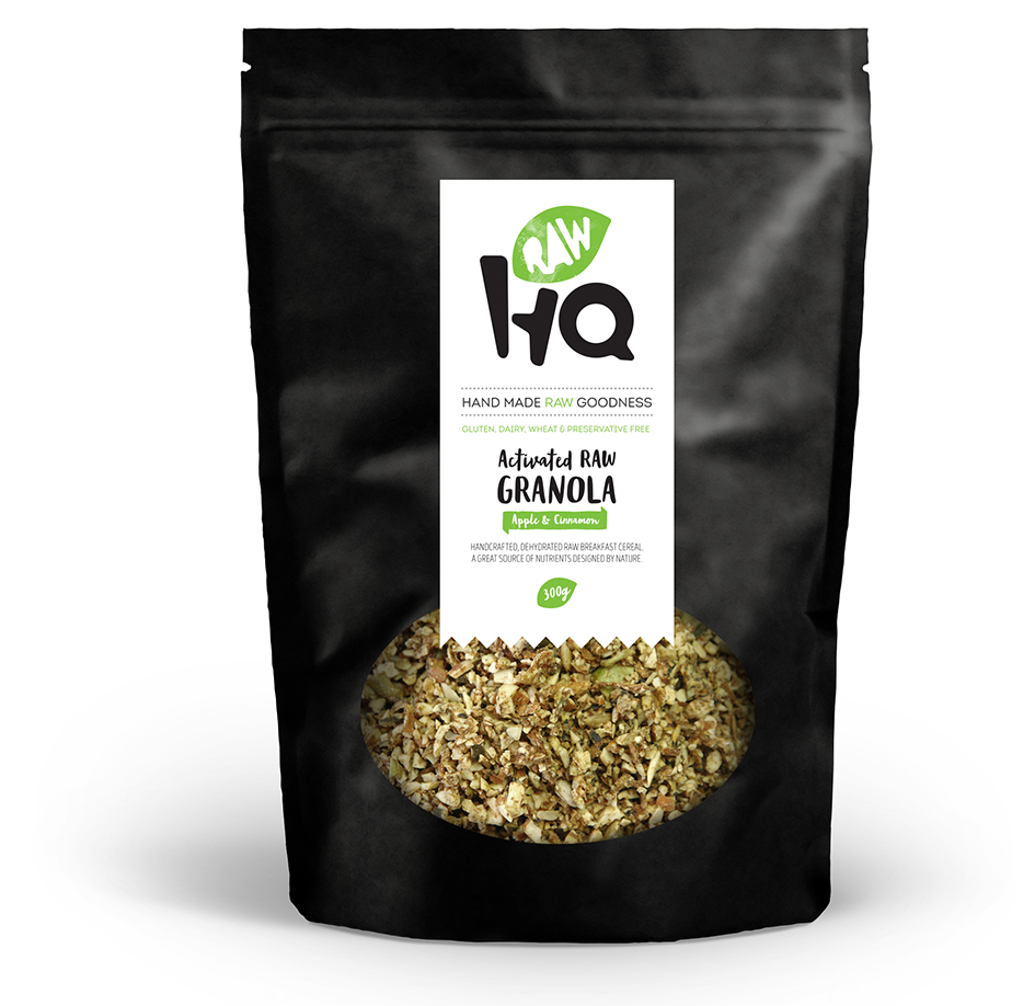 Activated Raw Granola