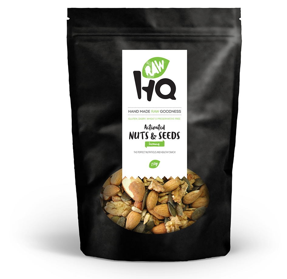 Activated Nuts & Seeds Savoury