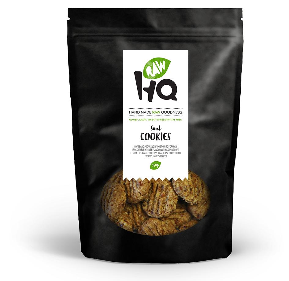 Raw Soul Cookies
