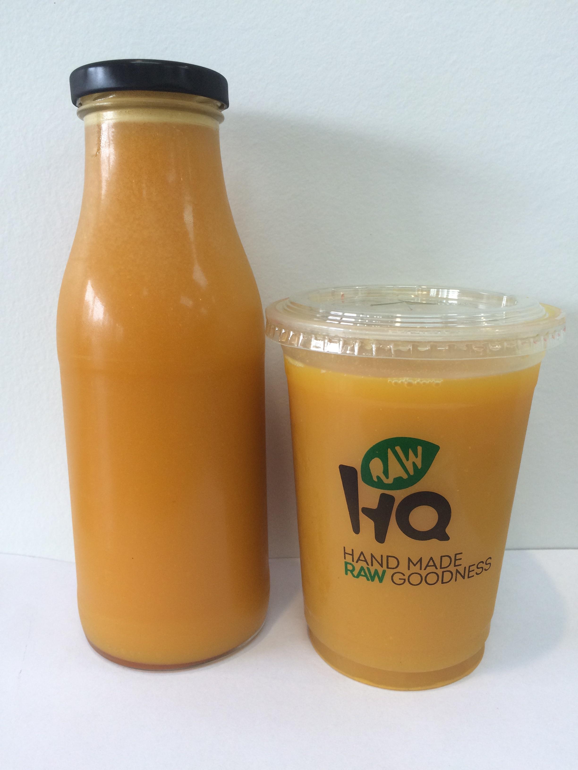 Turmeric Sunrise Juice