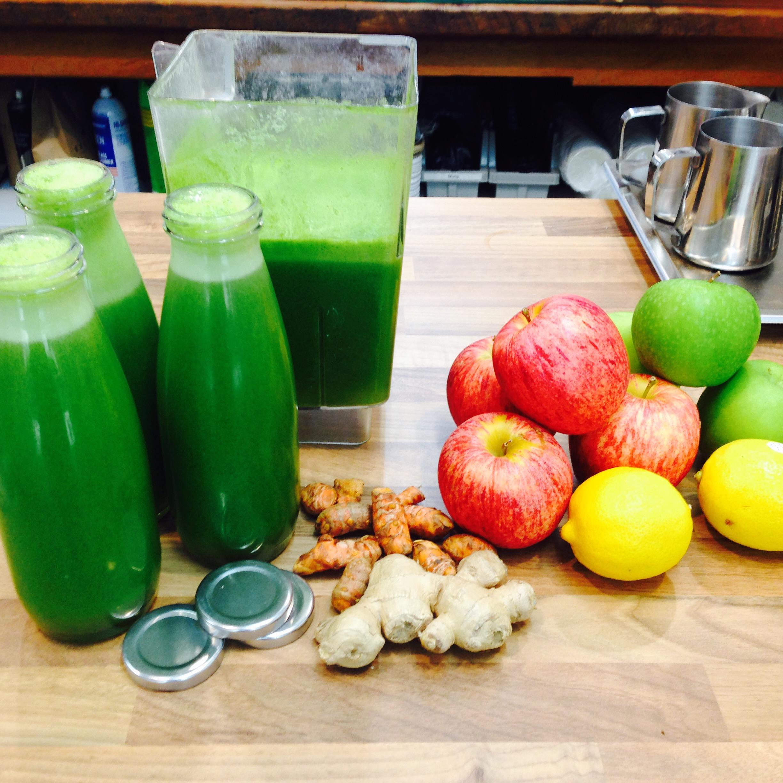 Juice Your Way To Health Workshop
