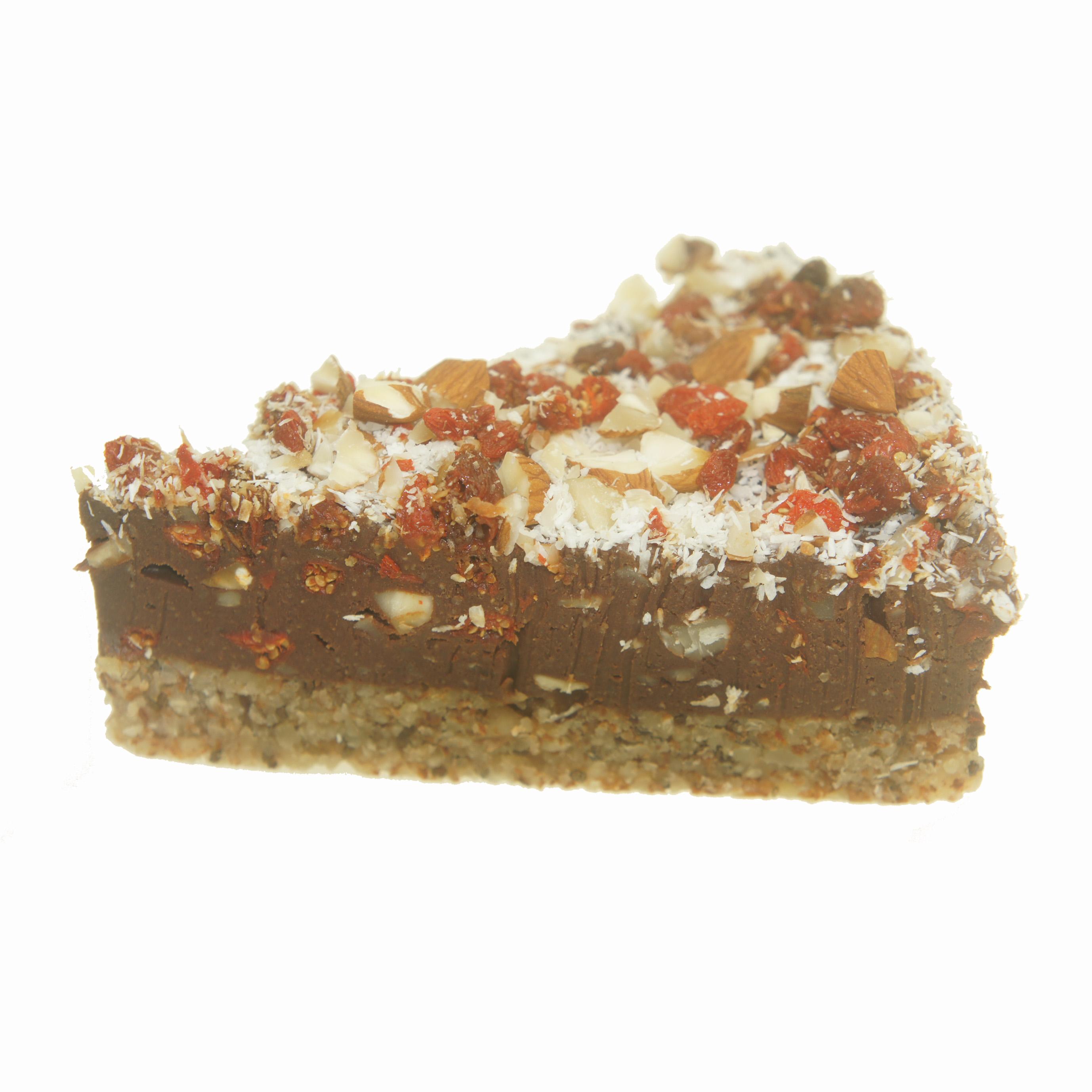 Goji Cacao Torte