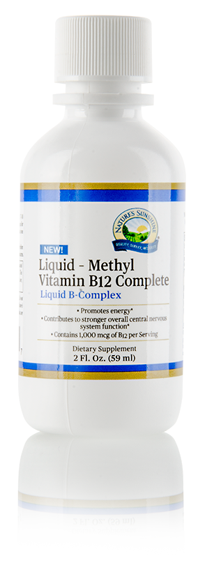 Liquid-Methyl Vitamin B12 Complete