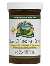 Yeast/Fungal Detox
