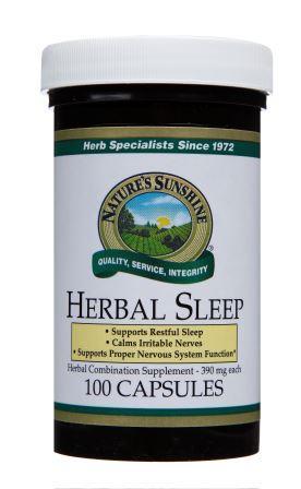 Herbal Sleep