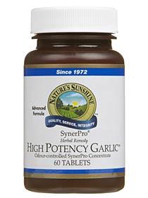 High Potency Garlic