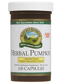 Herbal Pumpkin