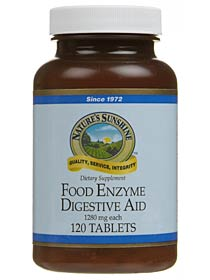 Food Enzyme and Digestive Aid